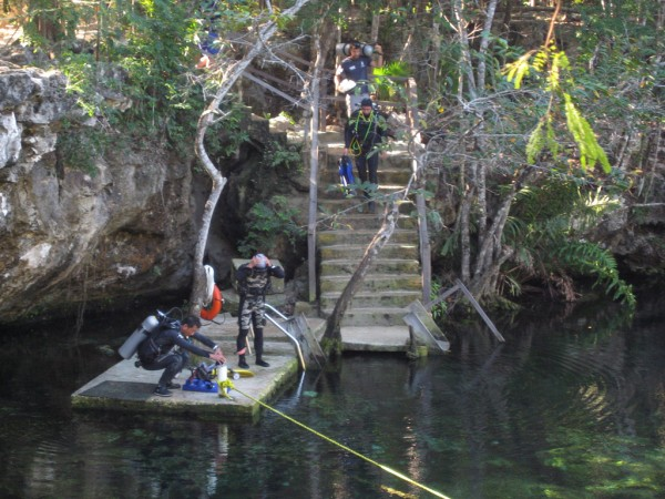 Cenote Ponderosa