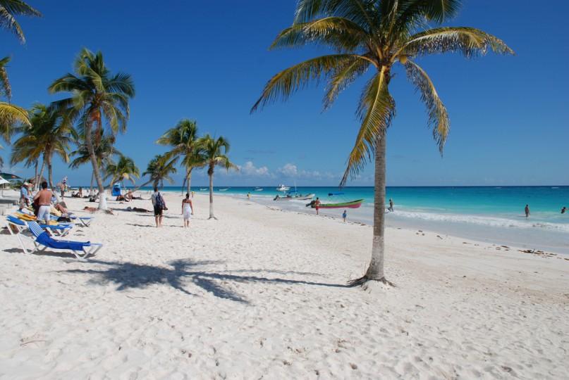 Las 10 Mejores Playas En Playa Del Carmen Y La Riviera Riviera Maya
