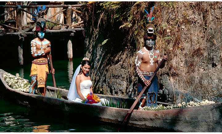 Bodas Temáticas en la Riviera Maya