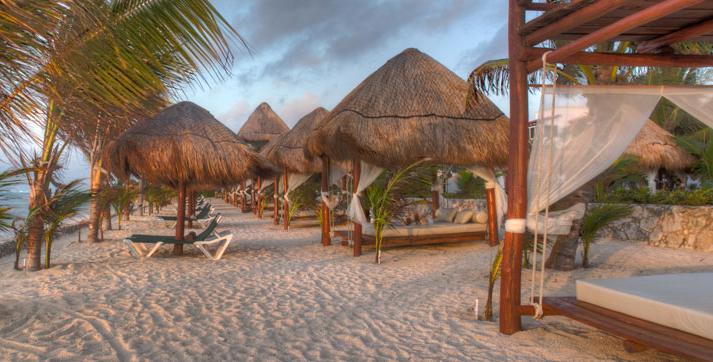 Hidden Beach-hoteles- Playa del Carmen