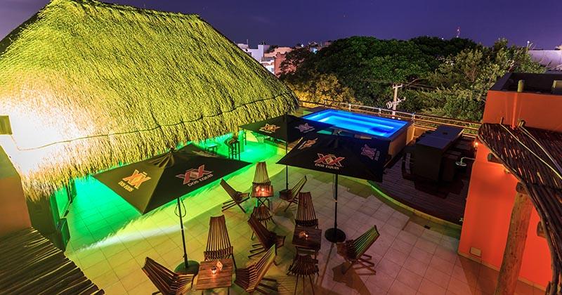 Hostel 3B-hoteles-Playa del Carmen