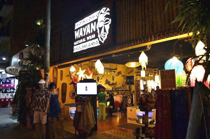 Wayan Village-compras-Playa del Carmen