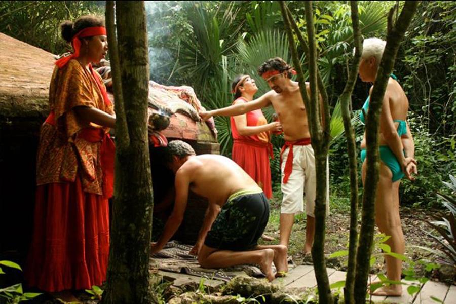Cozumel-temazcal-Riviera Maya