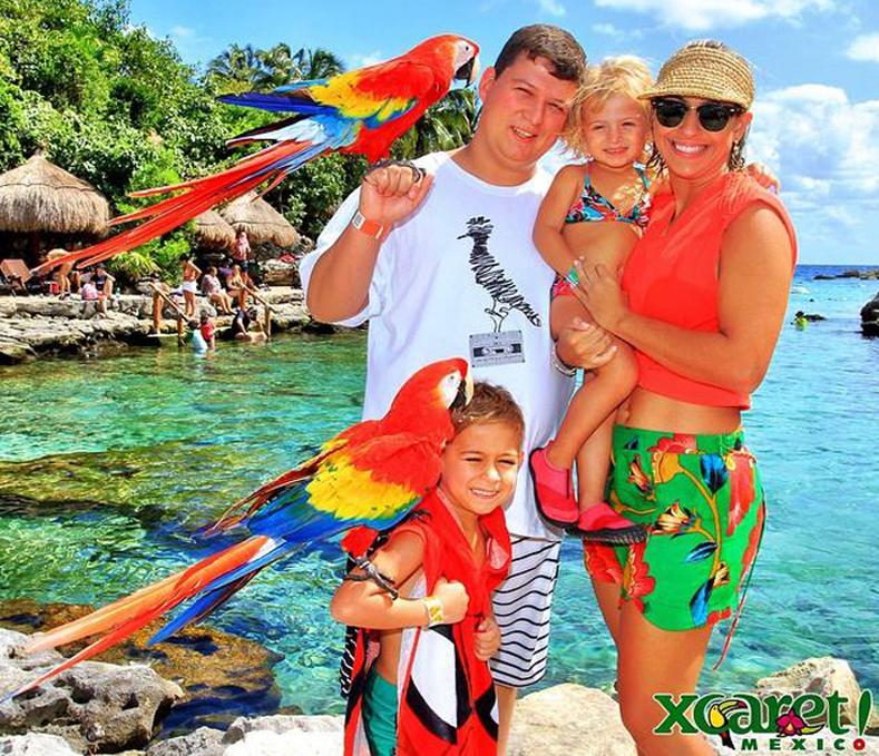 fin de semana-riviera maya-parque tematico