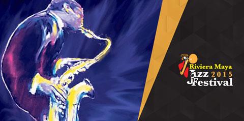 Canales oficiales del Riviera Maya Jazz Festival.