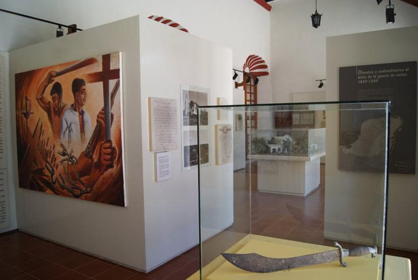Guerra de castas-museos-riviera maya