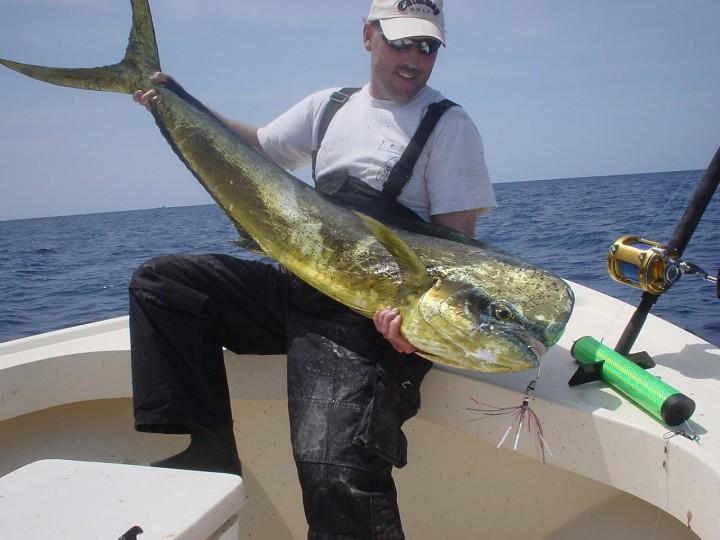 Trofeo pesca deportiva
