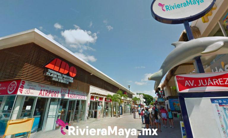 ADO Playa del Carmen, quinta avenida