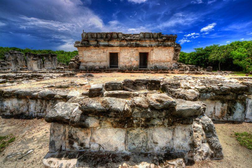El Rey, zona arqueológica. Foto de Xe3osc.