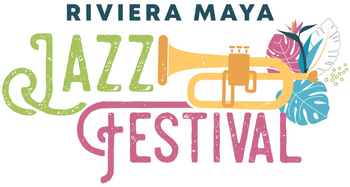 Riviera Maya Jazz festival logo