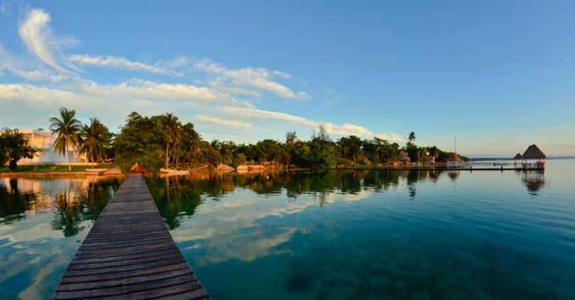 Bacalar湖