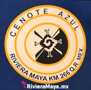 Logo Cenote Azul / Blue cenote Logo